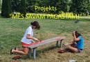 """Demenes pagasta jauniešu neformāla grupa """"Aktīvi jaunieši"""" uzsāka projekta """"Mēs savam pagastam!"""" realizāciju"""
